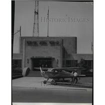 1948 Press Photo The Milwaukee Journal television station - mja19806
