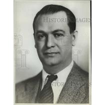 1930 Press Photo Dale Wilson, Journal employee - mjp03692