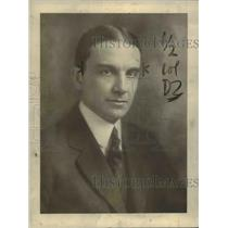 1919 Press Photo Owen D.Young member of Industrial Board - nef06958