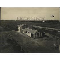 1931 Press Photo Battaglia Farm at Mesola Estate, Ferrara, Italy - ney19838
