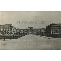 1918 Press Photo Dresden City, Germany Arsenal - ney21958