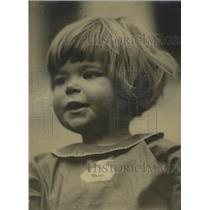 1921 Press Photo Baby Dugame - ney20278
