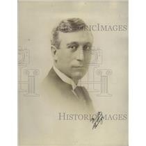 1910 Press Photo David Robertson Forgan, Banker - ney20222