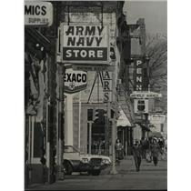 1978 Press Photo Downtown, Ashland - mja29476