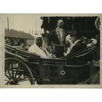 1923 Press Photo Abraham Schrameck of Madagascar Government - ney19835