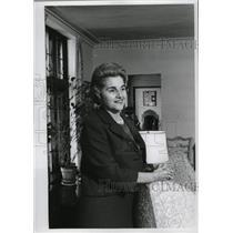 1966 Press Photo Mrs. J. Martin Klotsche - mja31597