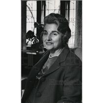 1966 Press Photo Mrs. J. Martin Klotsche - mja31598