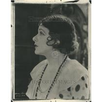 1928 Press Photo Norma Talmadge - RRR49361