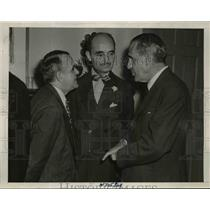 1944 Press Photo Party For Cuba's President Elect In Washington D.C. - nef10628
