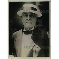 1930 Press Photo E.E. Nochels involved in Mooney-Billings Case - nef13499