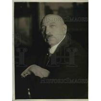 1918 Press Photo Jules Ratzkouski - nef13611