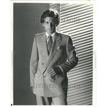 1979 Press Photo Paul Monr Italy Wool Hot Cotton - RRR51485