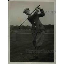1922 Press Photo Count de Bordngrave at Boys golf championship - net21308