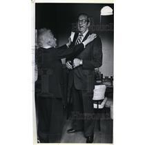 1978 Press Photo Dorothy Lawson McCall, mother of Oregon Governor Tom McCall