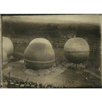 1921 Press Photo Giant Balloons - nez24499