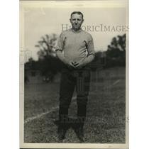 1927 Press Photo Coach Don Andreas of Syracuse University - nes51608