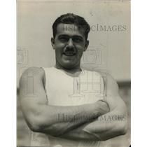 1927 Press Photo Joe De Goof a football player - net23026