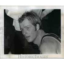 1978 Press Photo Cincinnati Royals forward-guard Tom Von Arsdale - net23786