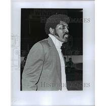1973 Press Photo Alvin Altles Golden State Warriors coach - net24100