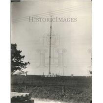 1915 Press Photo Space Signal Transmission Field Air - RRR58483