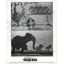 1991 Press Photo The Jungle Book - spx07207