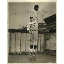 1923 Press Photo Otto Ohlrich at 1st Base - cvb77412