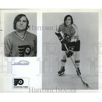 1971 Press Photo Rick MacLeish of the Philadelphia Flyers - nes52519