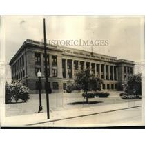 1935 Press Photo East Baton Rouge Courthouse in Baton Rouge, La. - mjx15381