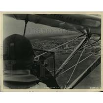 1949 Press Photo San Antonio, Texas, Army aerial view - mjx16040