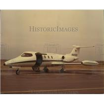 1969 Press Photo Airplane Gates Learjet - spx08180