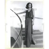 1984 Press Photo Fashion - RRR64749
