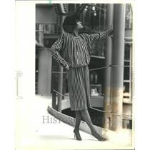 1984 Press Photo Fashion - RRR64811