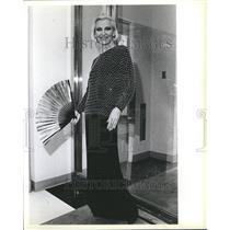 1984 Press Photo Fashion - RRR64827