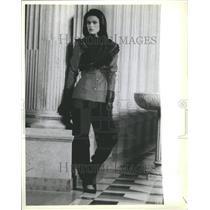 1984 Press Photo Fashion - RRR64841