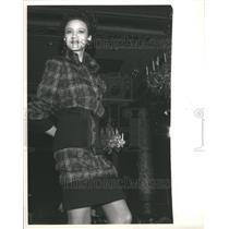 1988 Press Photo Fashion - RRR64891