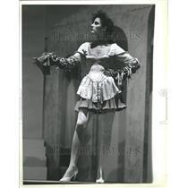 1988 Press Photo Fashion - RRR64935