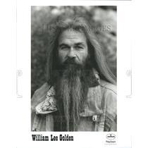 1990 Press Photo William Lee Golden - RRR65155