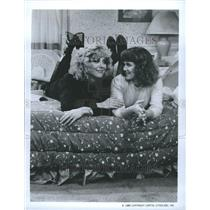 1986 Press Photo Joanna Kerns Tracey Gold Growing Pains - RRR65171