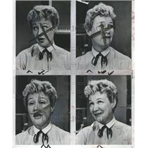 "1958 Press Photo Dolores ""Dody"" Goodman - RRR65181"