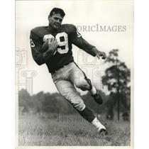 1963 Press Photo Hugh McElhenny 49ers