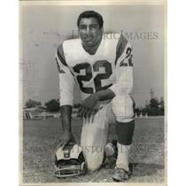 1968 Press Photo Dick Bass - Rams.