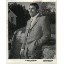 Press Photo Ron Miller, Walt Disney's son-in-law, runs Disney Studios