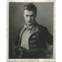 1927 Press Photo Gilbertb Royland fame New Lover Screen - RRR78401