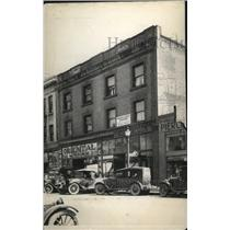 1927 Press Photo View of the Antlers Hotel Building - spx09414
