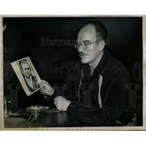 1939 Press Photo William McCuiston Former Communist Testifies in Dies Committee