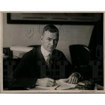 "1920 Press Photo Ralph Arnold, Organizer of ""Make Hoover President"" Clubs"