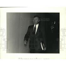1993 Press Photo Thomas Krukowski management lawyer known as a union-buster