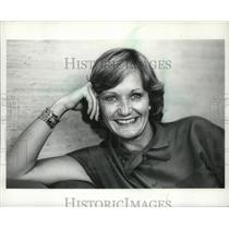 1982 Press Photo Kay Koplovitz, President of USA Cable Network - mja36233