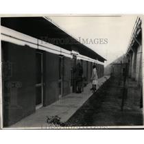 1932 Press Photo Arizona State Prison Women's Quarters Florance Arizona
