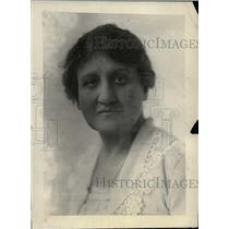 1920 Press Photo Clara Sears Taylor - nef32199